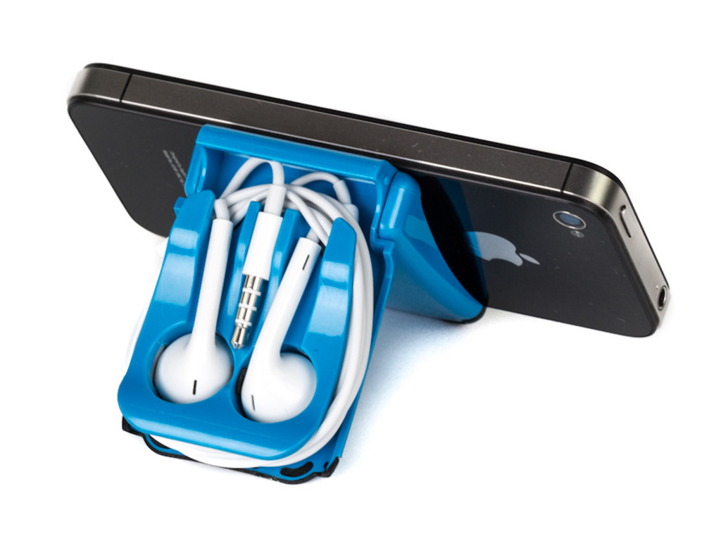 iPhone 5 EarPod Case and Stand's video poster
