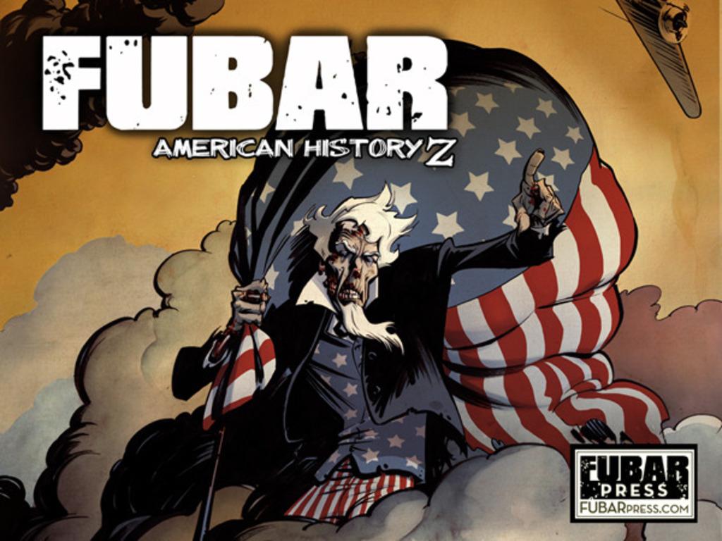FUBAR: American History Z's video poster
