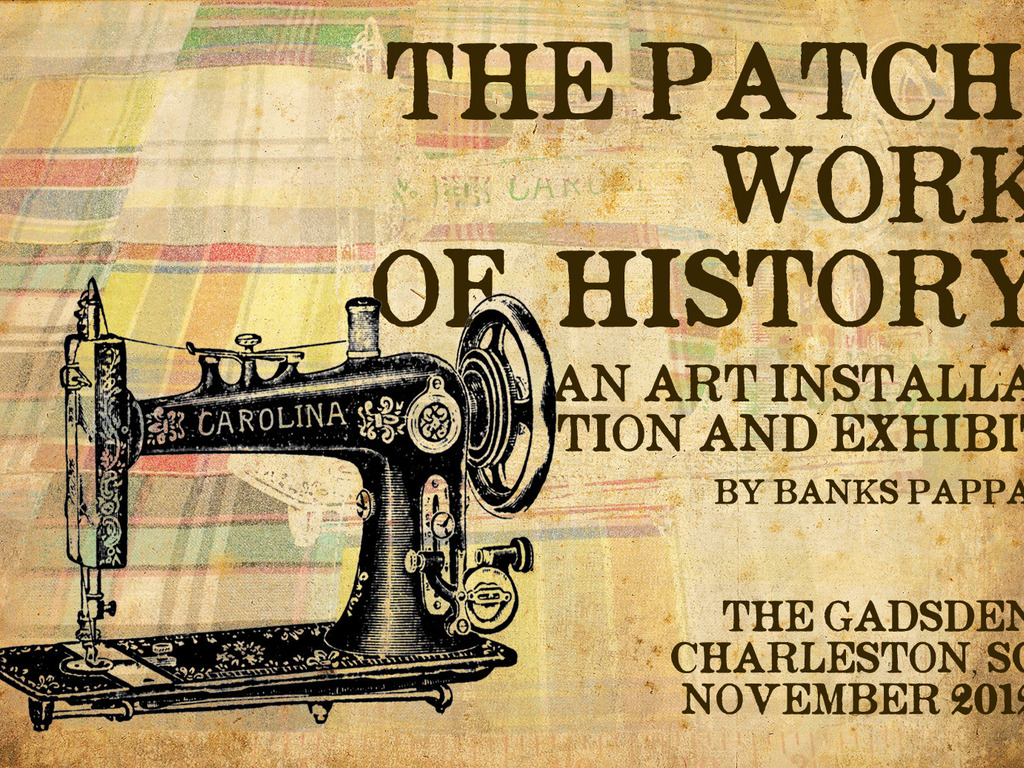 THE PATCHWORK OF HISTORY's video poster