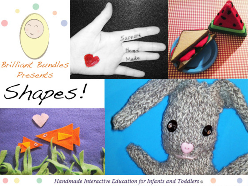 Brilliant Bundles Presents Shapes! Animated Education's video poster