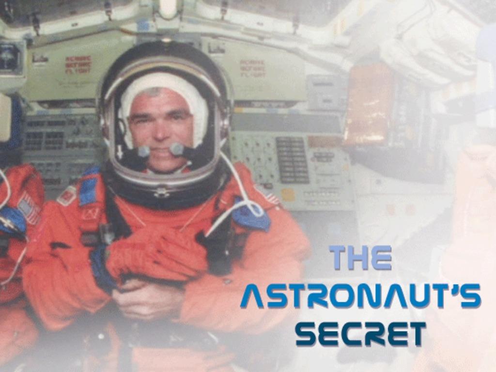 The Astronaut's Secret's video poster