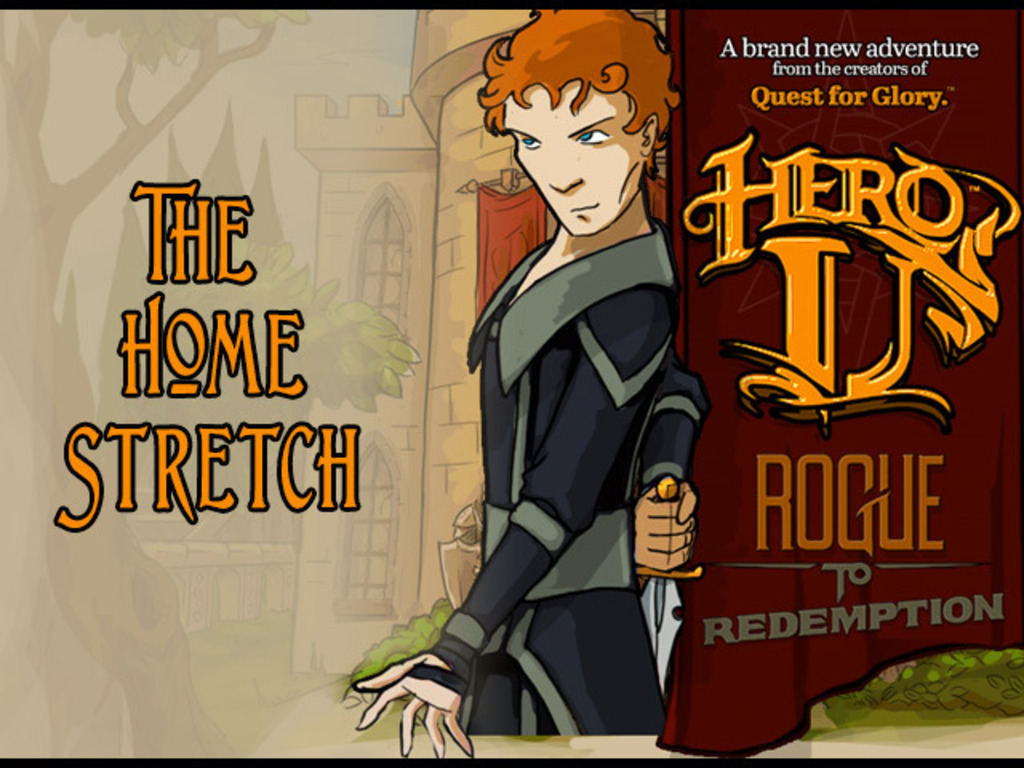 Hero-U: Rogue to Redemption by the Quest for Glory designers's video poster