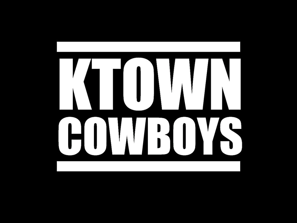 KTOWN COWBOYS THE MOVIE's video poster