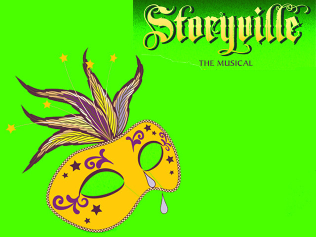 Storyville the Musical's video poster