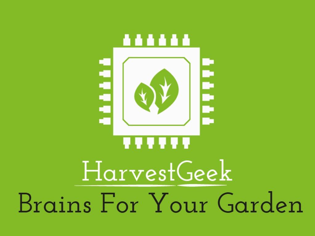 HarvestGeek -- Brains for your Garden's video poster