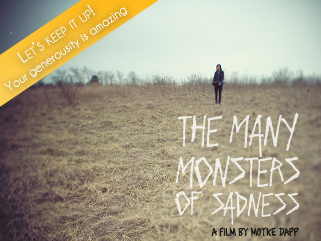 The Many Monsters of Sadness - Feature Film's video poster