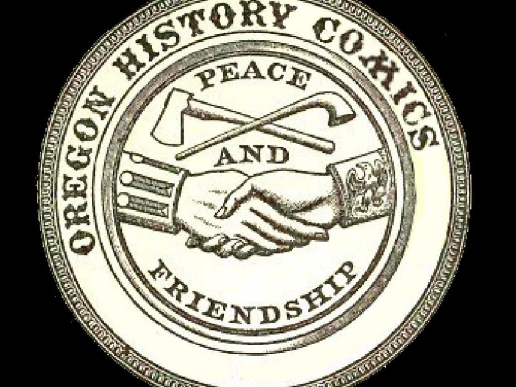 Oregon History Comics's video poster