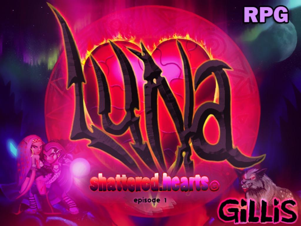 Luna  Shattered Hearts  Episode 1's video poster