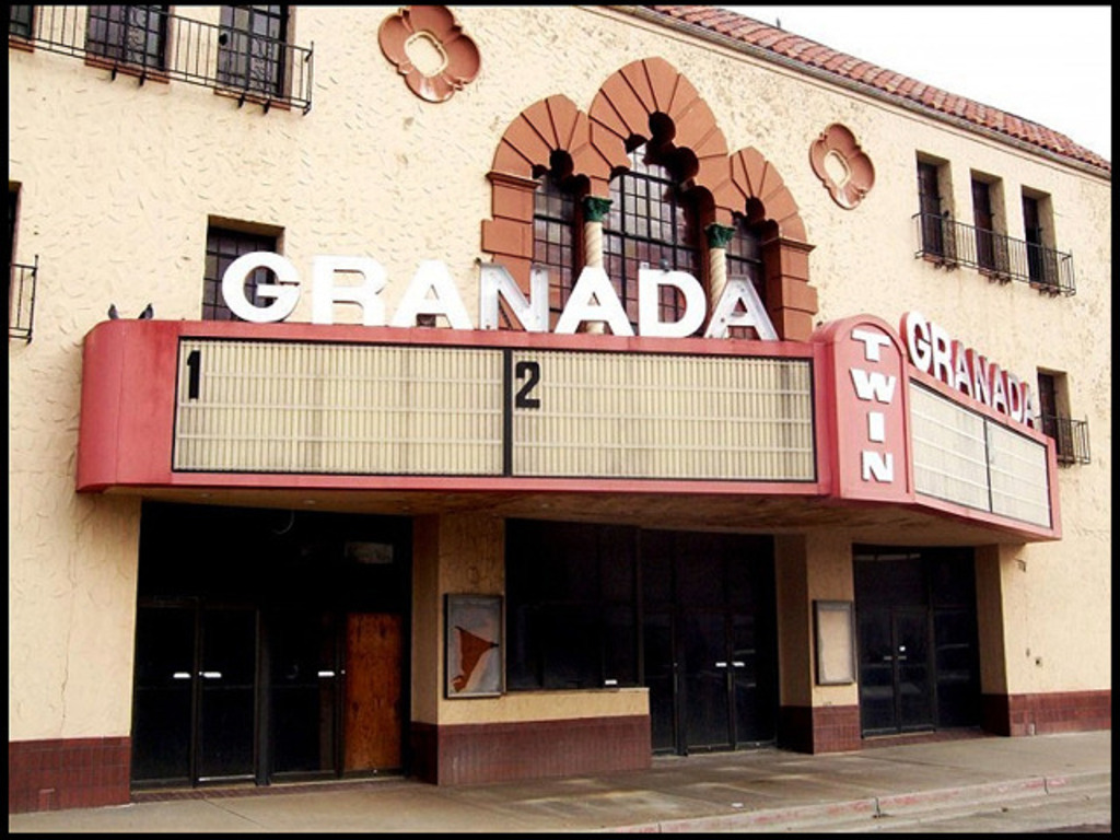 Historic Granada Theater Restoration in Plainview, Texas's video poster