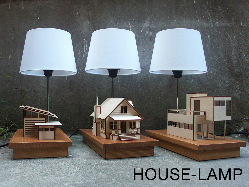 House-Lamp's video poster