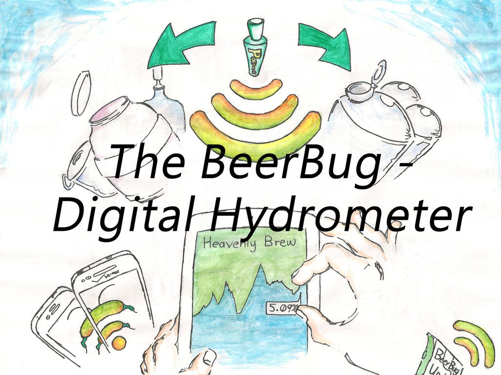 The BeerBug™ - Digital Hydrometer's video poster