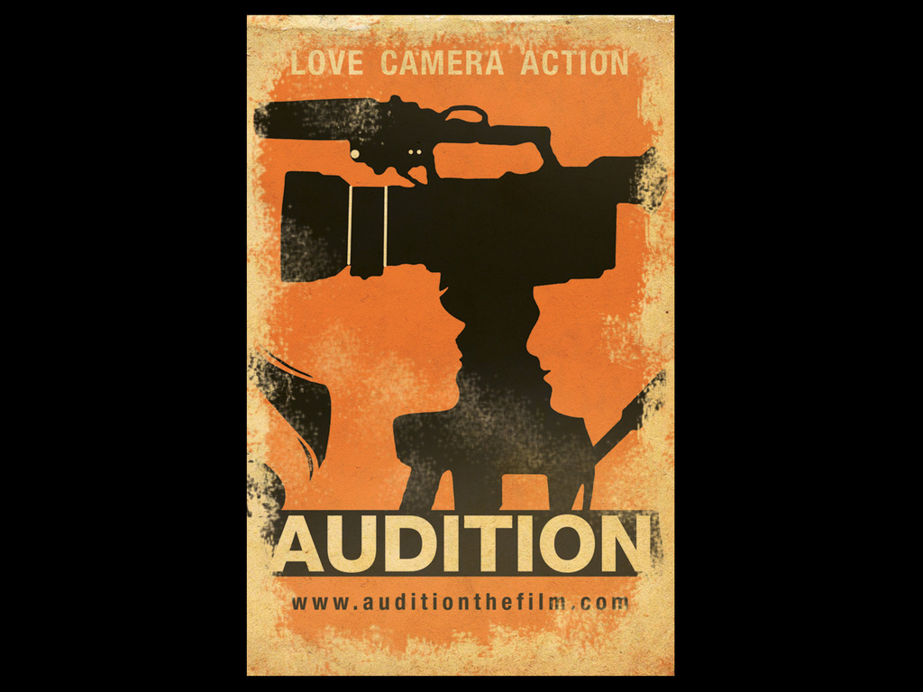 AUDITION - 2 Characters, 100 Actors - A Feature Film's video poster