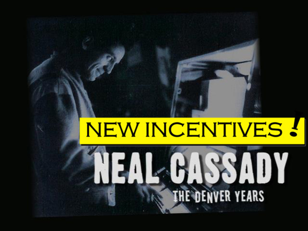 Neal Cassady - The Denver Years's video poster