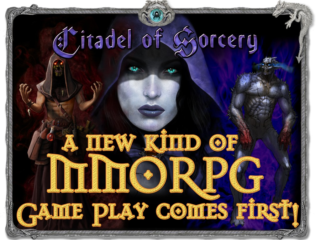 Citadel of Sorcery: MMORPG's video poster