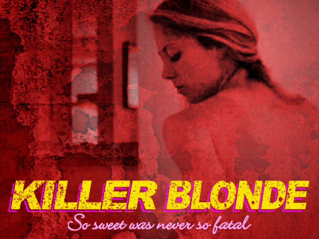 KILLER BLONDE's video poster