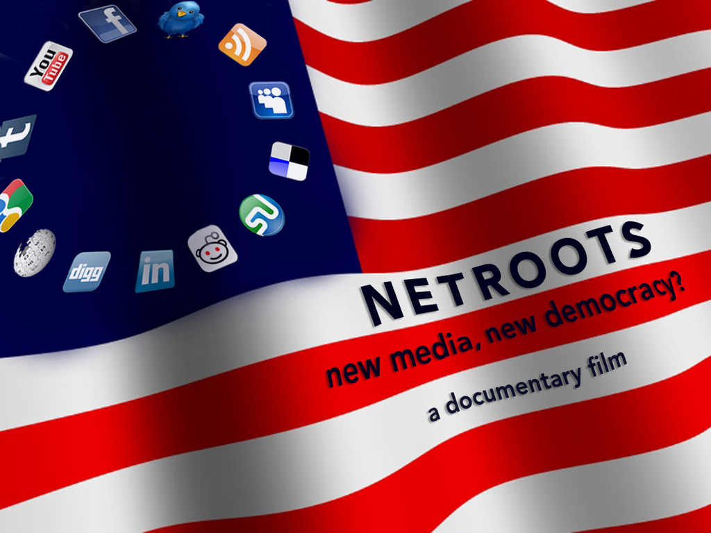 Netroots: new media, new democracy?'s video poster
