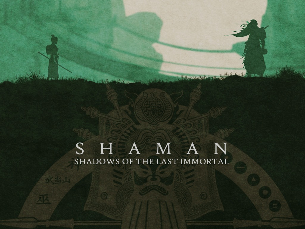 Shaman : Shadows of the Last Immortal (Canceled)'s video poster