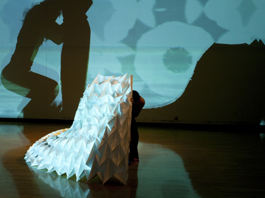 """""""ASCENDance"""" brings object, movement & light to life!'s video poster"""