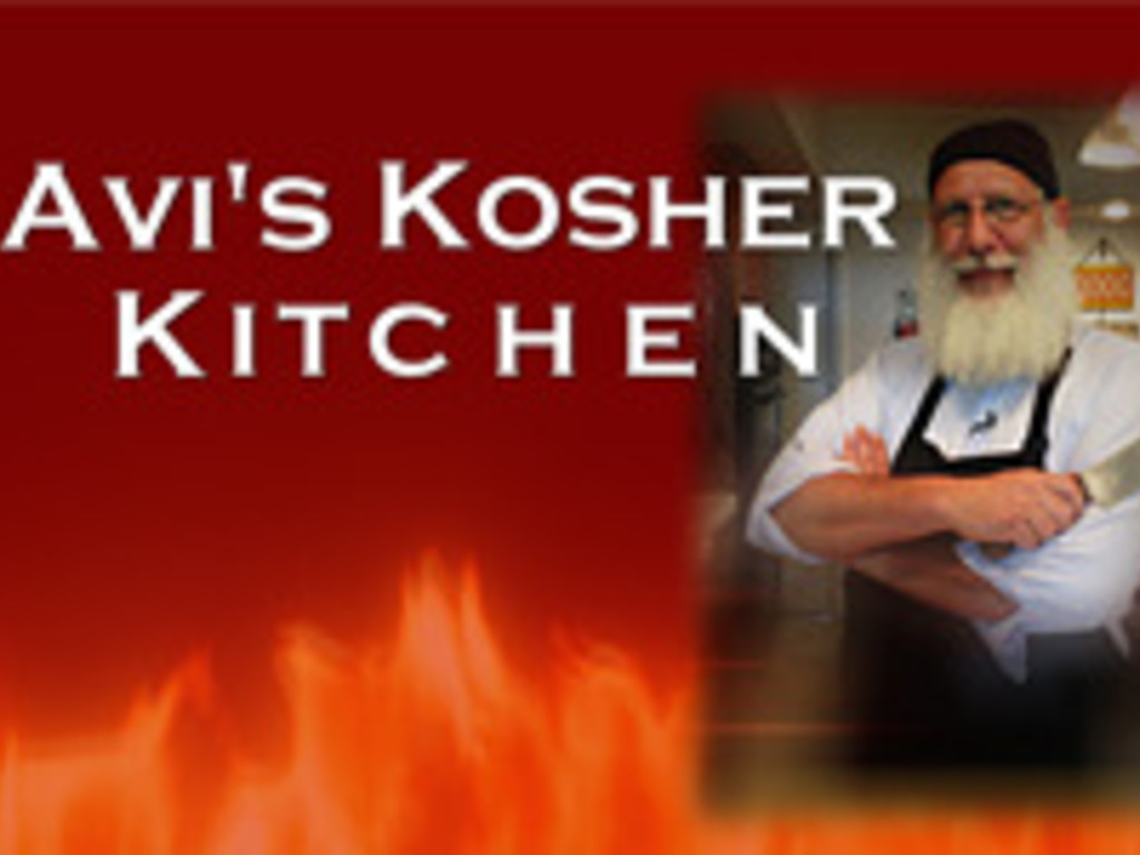 Avi's Kosher Kitchen's video poster