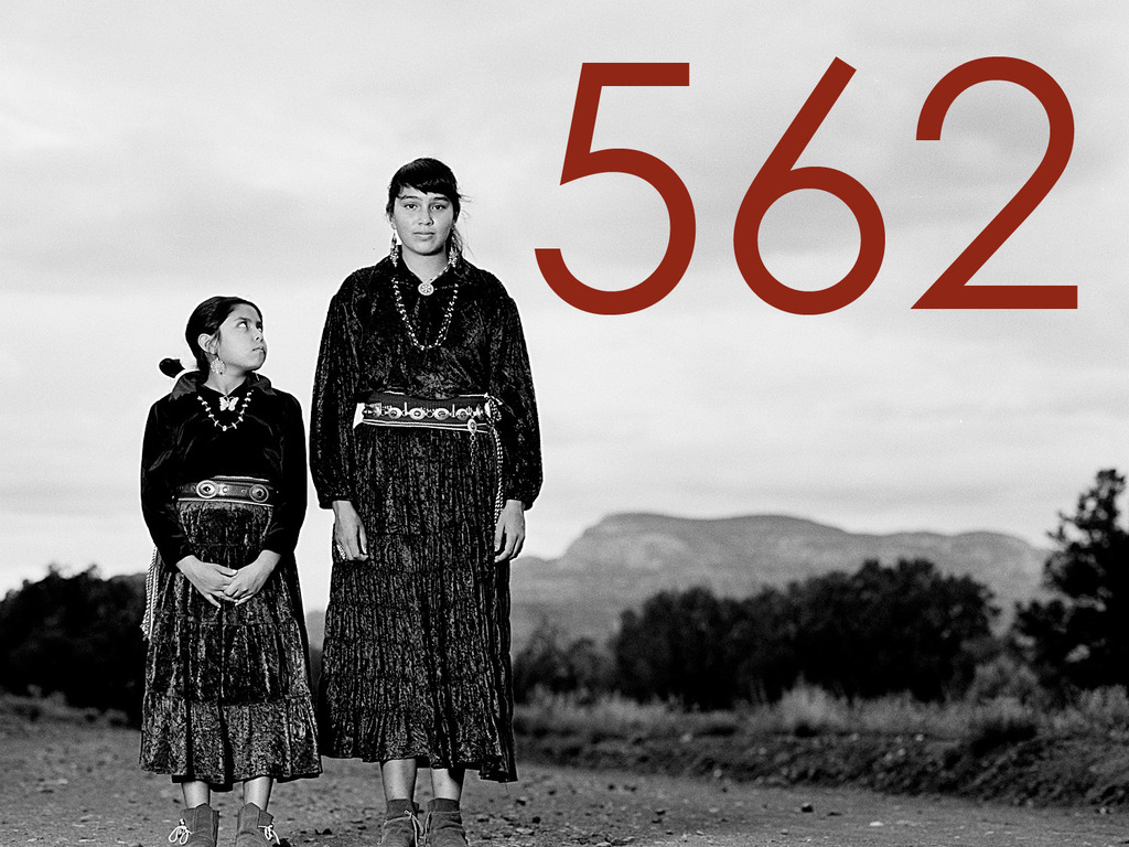 562- A Photo Project Documenting Native America.'s video poster