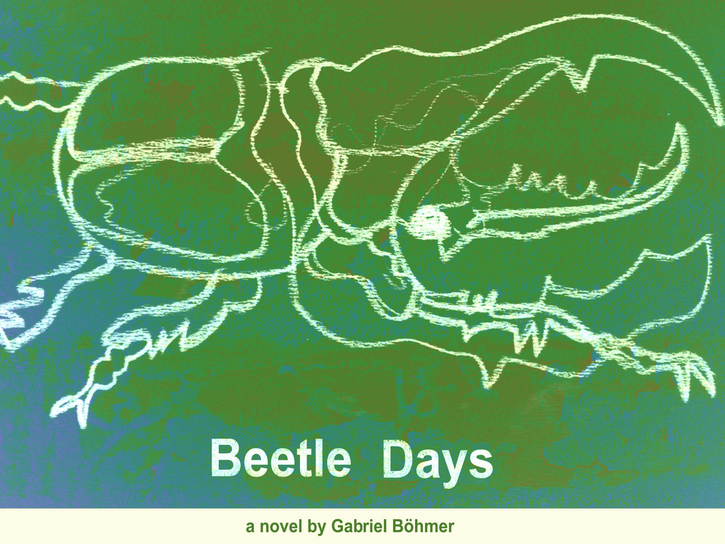 Beetle Days: A Novel's video poster