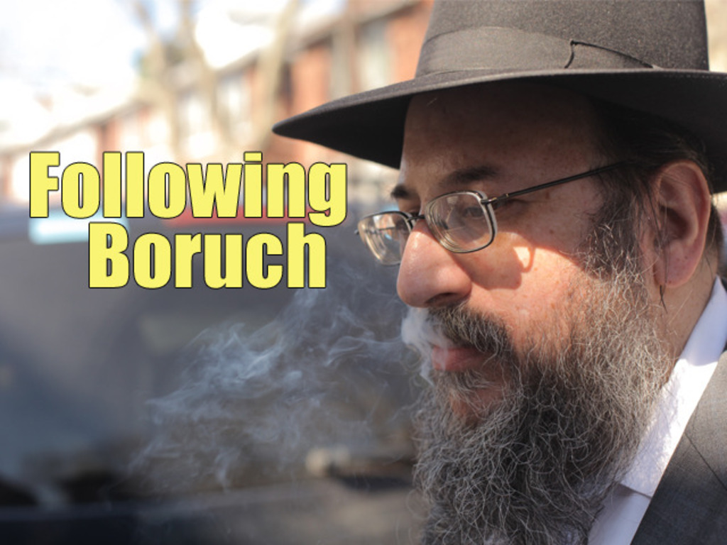 Following Boruch's video poster