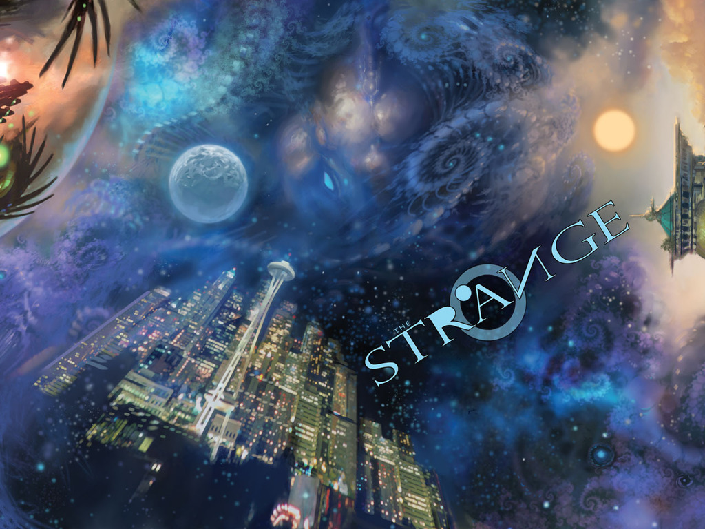 The Strange, a Tabletop RPG by Bruce Cordell & Monte Cook's video poster