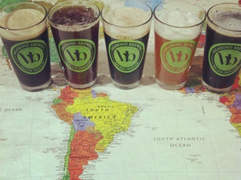 Vagabond Brewing's video poster