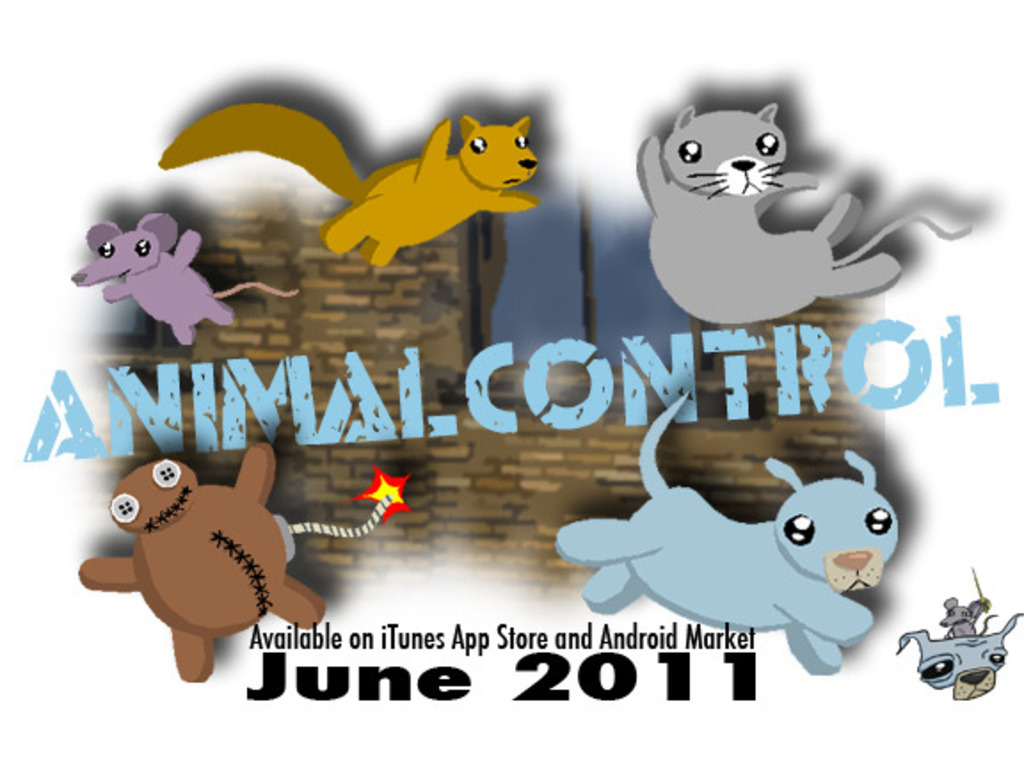 Animal Control Mobile Indie Game's video poster