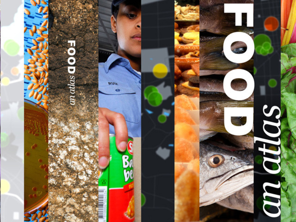 Food: An Atlas's video poster