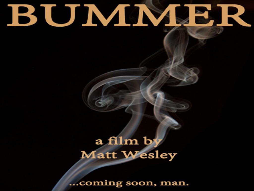 Bummer's video poster