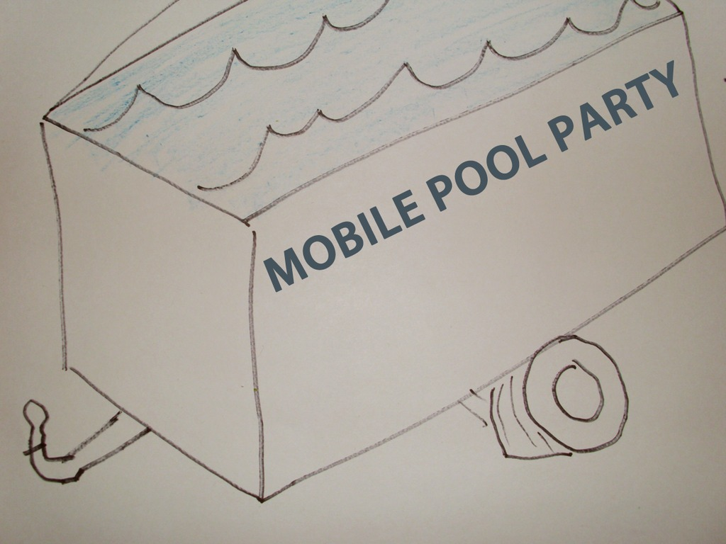 The Mobile Pool Party's video poster