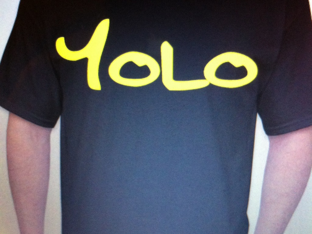 YOLO Clothing (You only live once)'s video poster