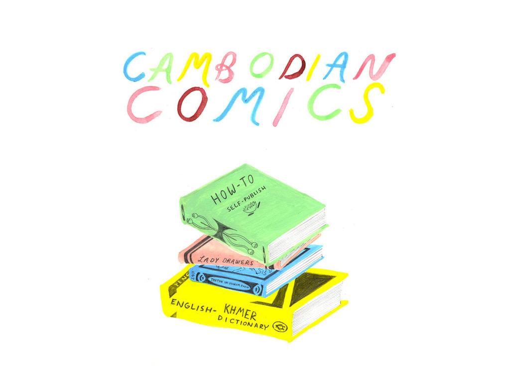 Comics in Cambodia!'s video poster