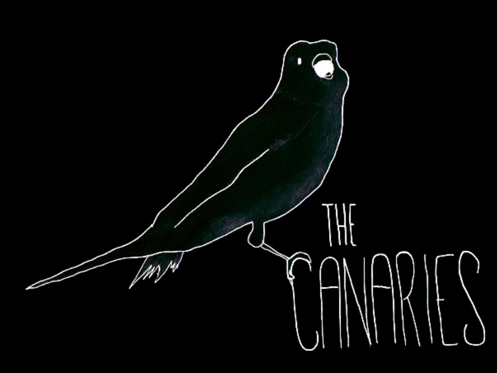The Canaries Prepare to Record Their First Album's video poster