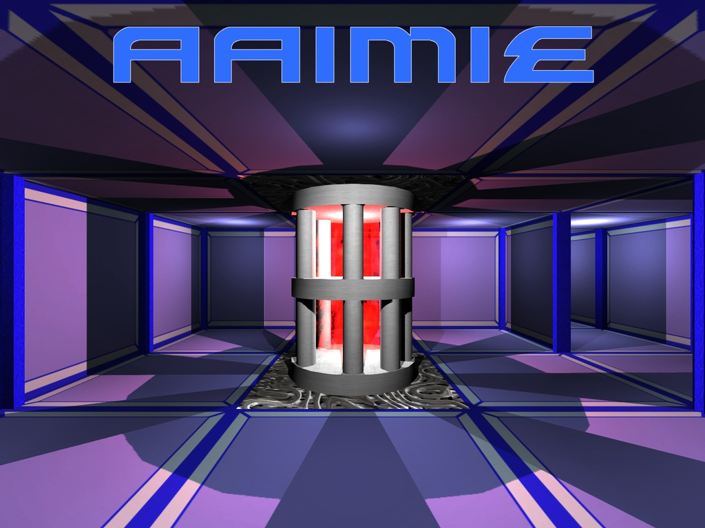 An Old-School RPG With A Modern Feel: AAIMIE's video poster