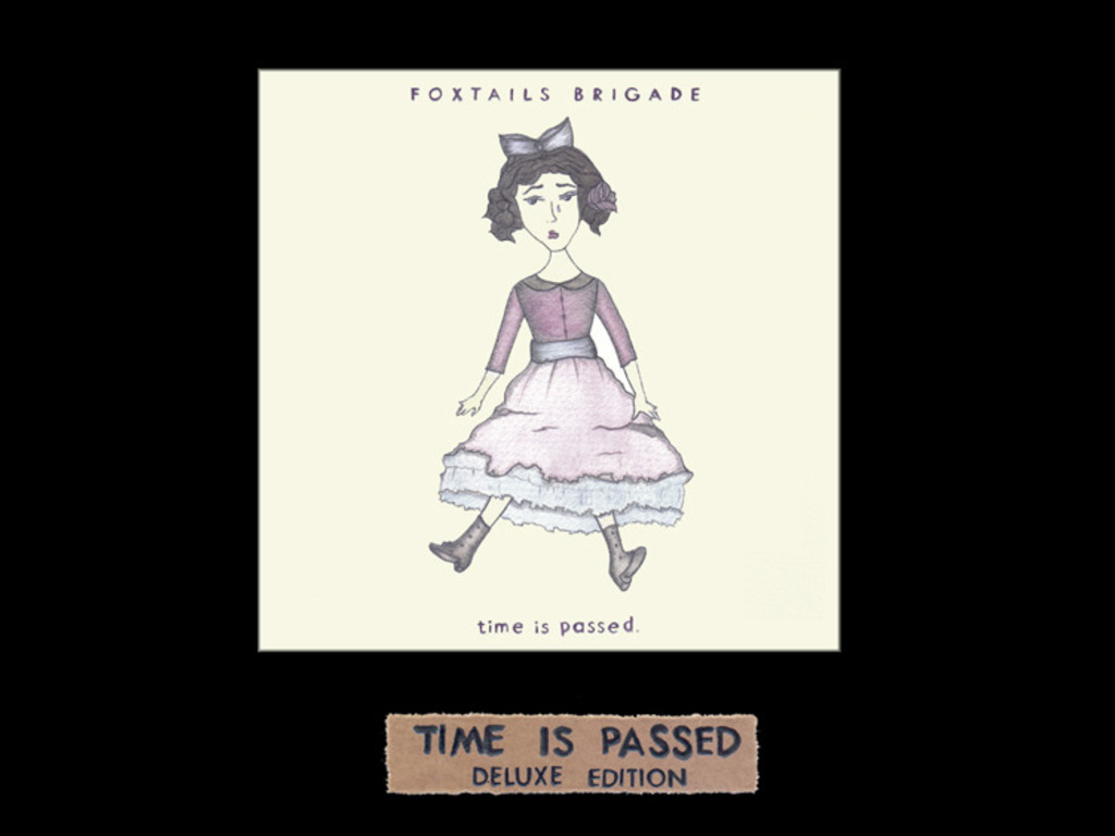 """Time Is Passed"" Deluxe Edition's video poster"