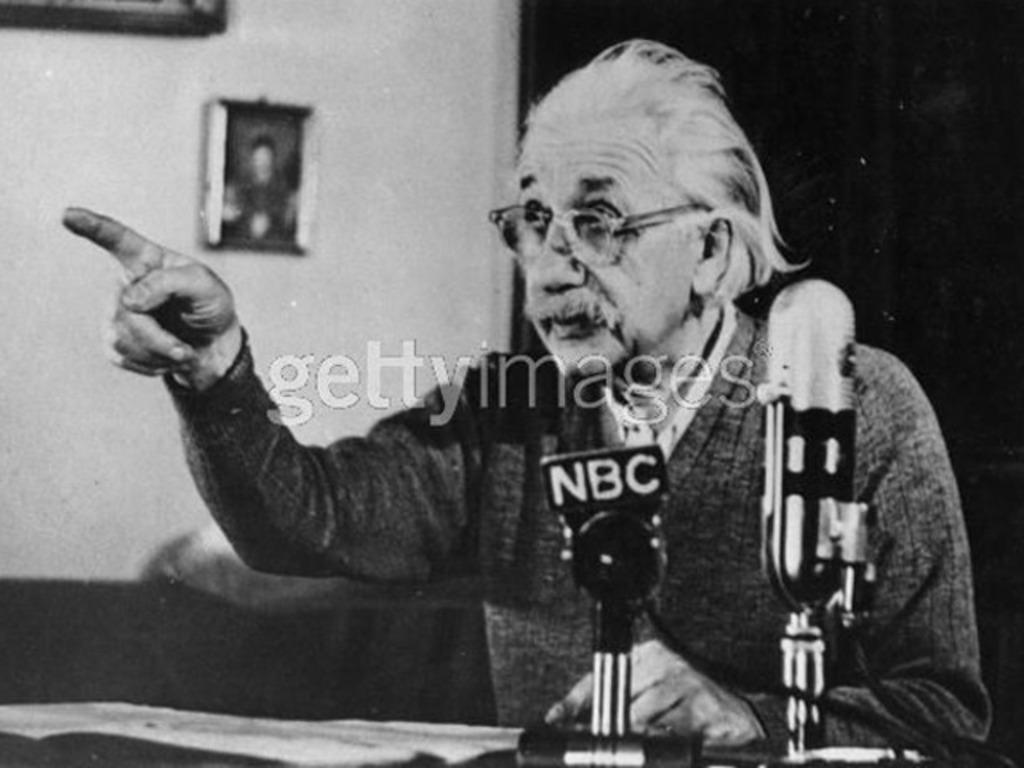 Albert Einstein: A Revolutionary's video poster