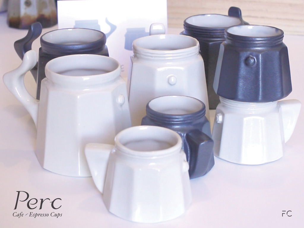Perc,    iconic cafe + espresso cups's video poster
