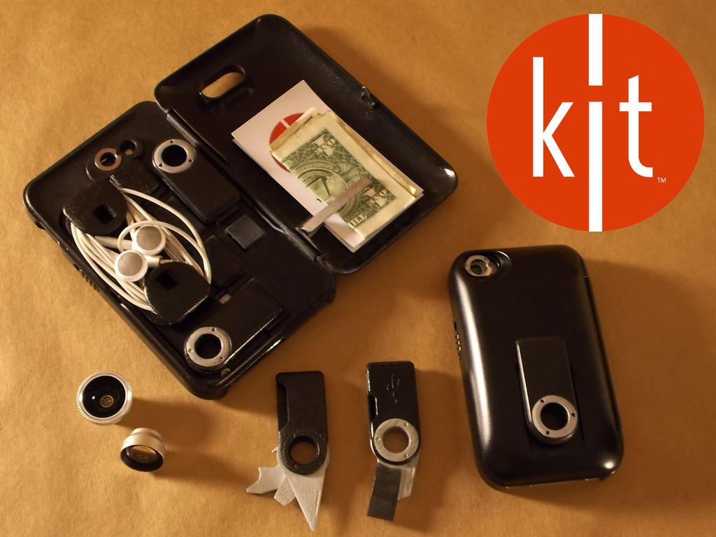kit holds your stuff, in your smartphone.'s video poster