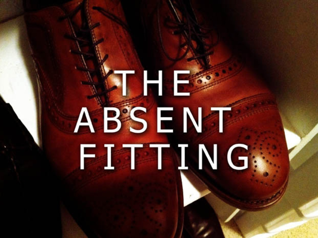 The Absent Fitting's video poster
