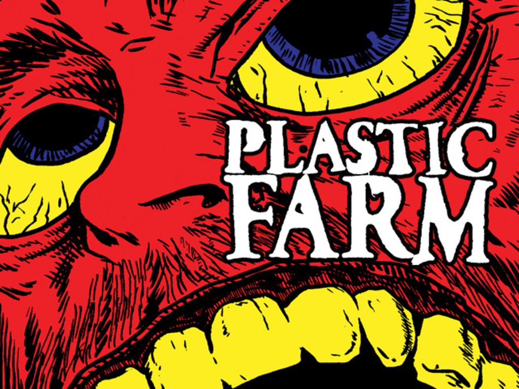 PLASTIC FARM: Seasons of Growth in the Fields of Despair's video poster