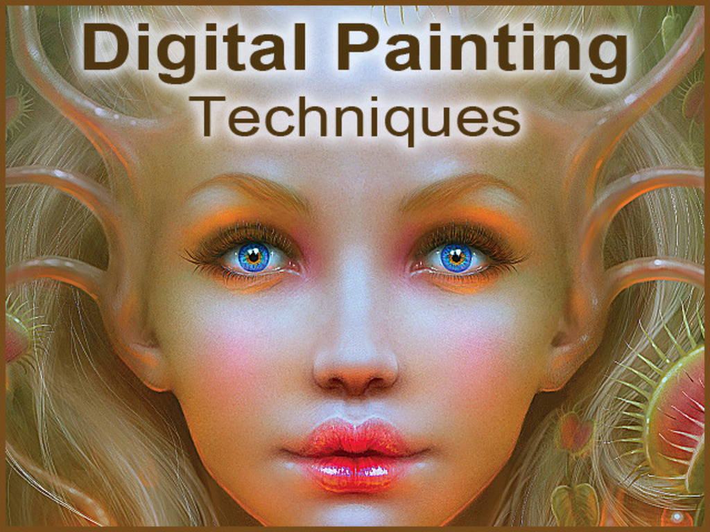 Digital Painting Techniques's video poster