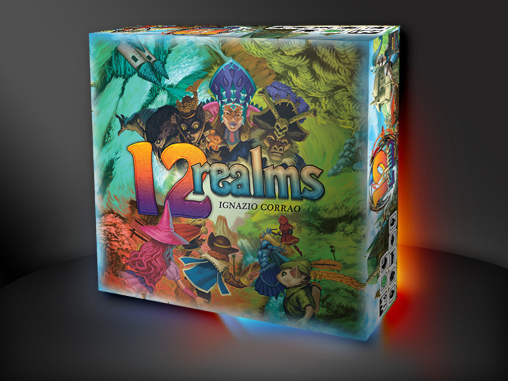 12 Realms's video poster