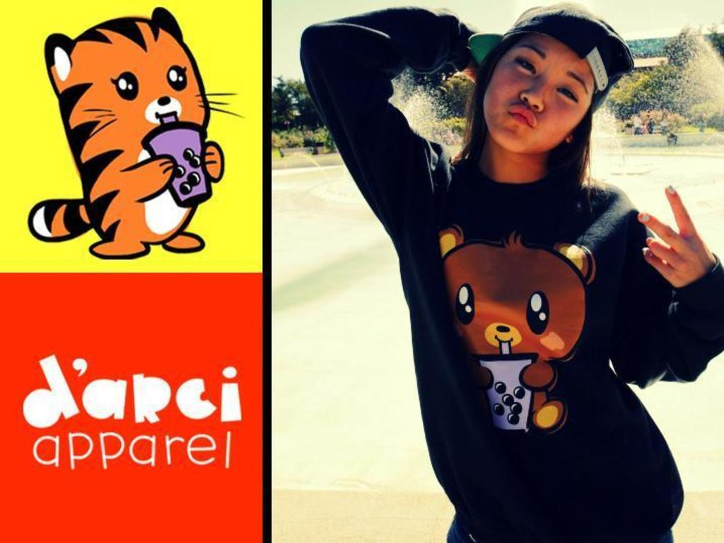 D'ARCI APPAREL || You know it's adorable.  :]'s video poster