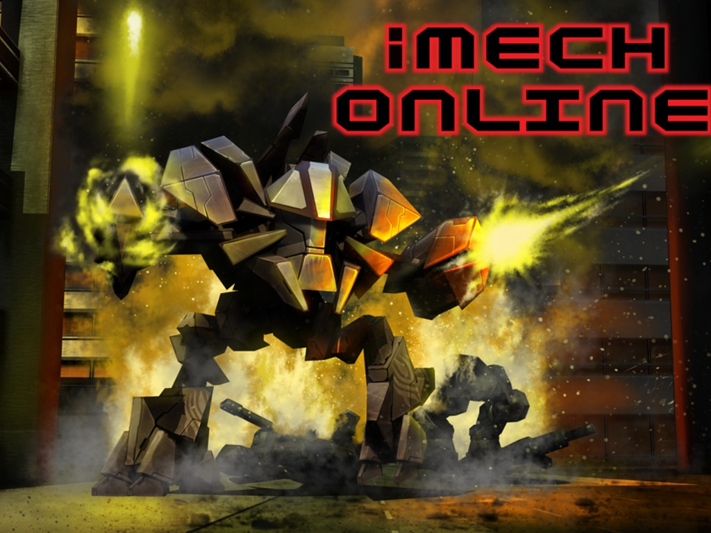 iMech Online - Real-Time Multiplayer Mech Combat's video poster