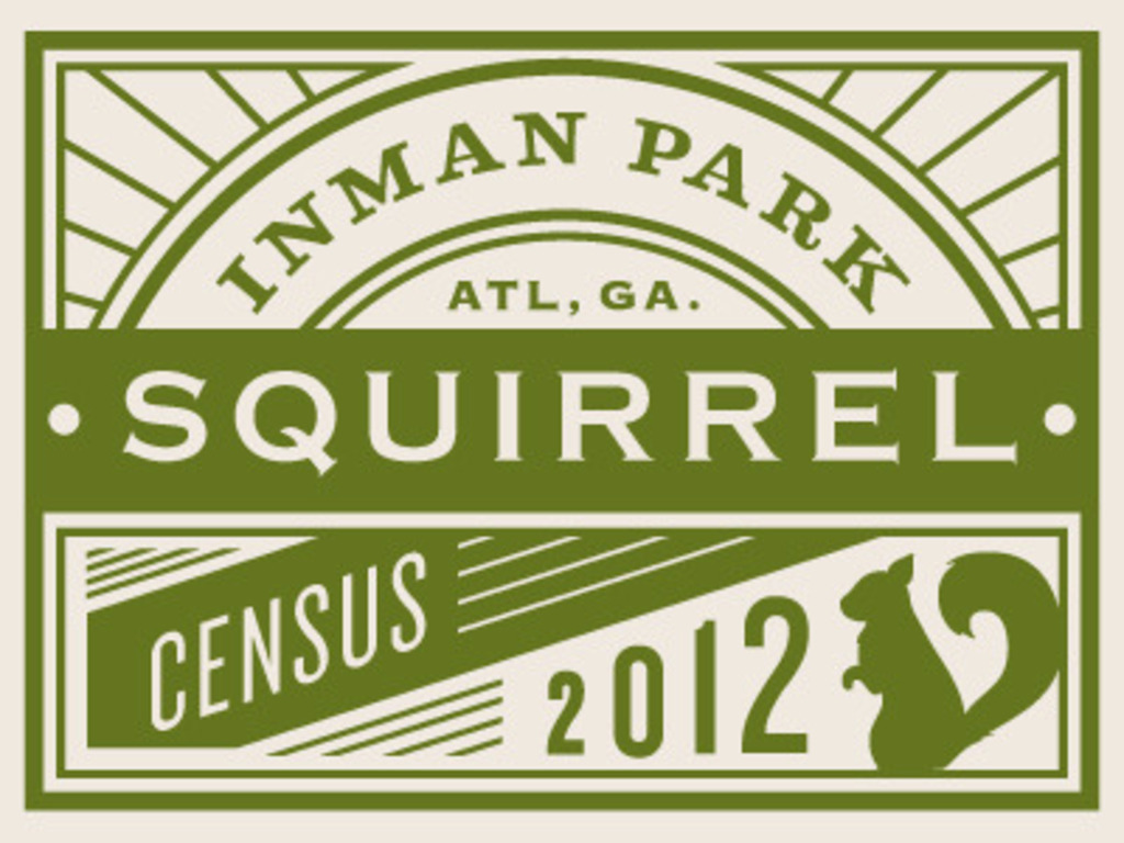 Inman Park Squirrel Census's video poster