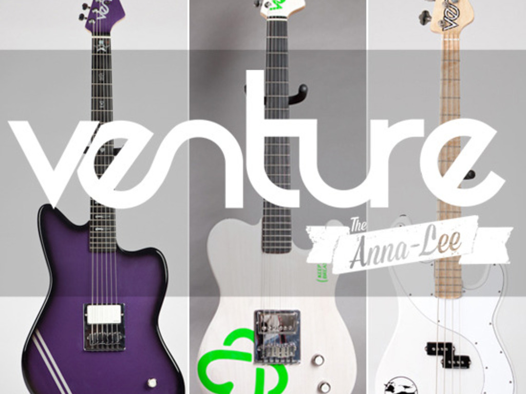 The Anna-Lee by Venture Guitars's video poster