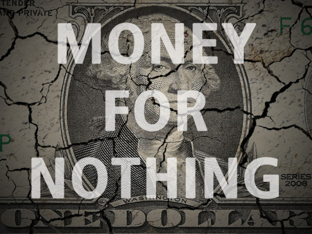 Money For Nothing: Inside The Federal Reserve's video poster