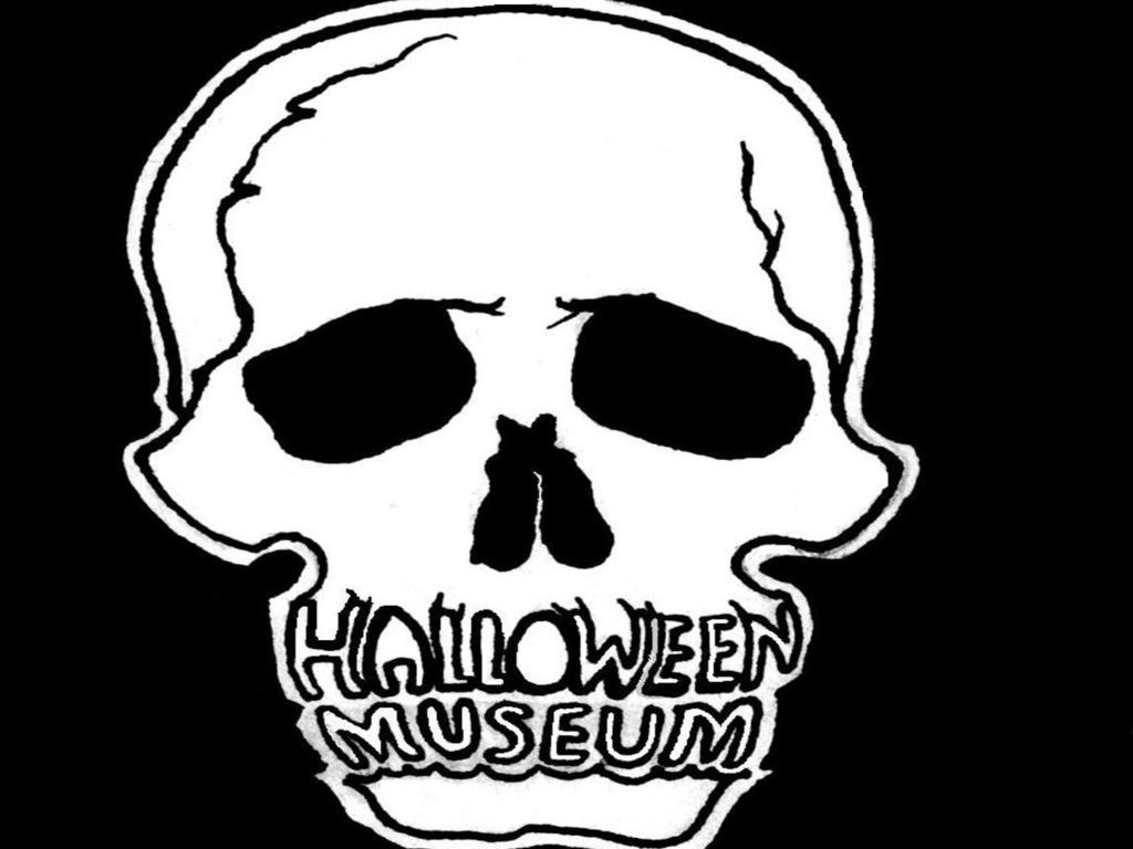 Traveling Halloween Museum's video poster